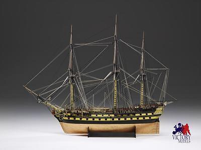 "High quality, Amati model ship kit: ""HMS Vanguard""  (Model# AM1300/04)"