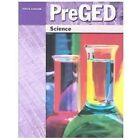 Pre-GED: Pre-GED Science by Steck-Vaughn Staff (2003, Paperback)