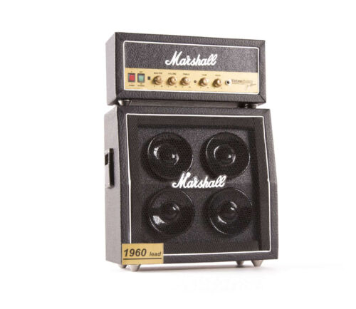 MS-AMP2-1 Axe Heaven Marshall Half Stack Scale Miniature Collectible Amp