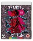 Branded to Kill Dual Format DVD & Blu-ray Region B