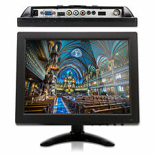 """10"""" inch TFT LCD Color Monitor HDMI Screen Video for PC Security CCTV Camera"""