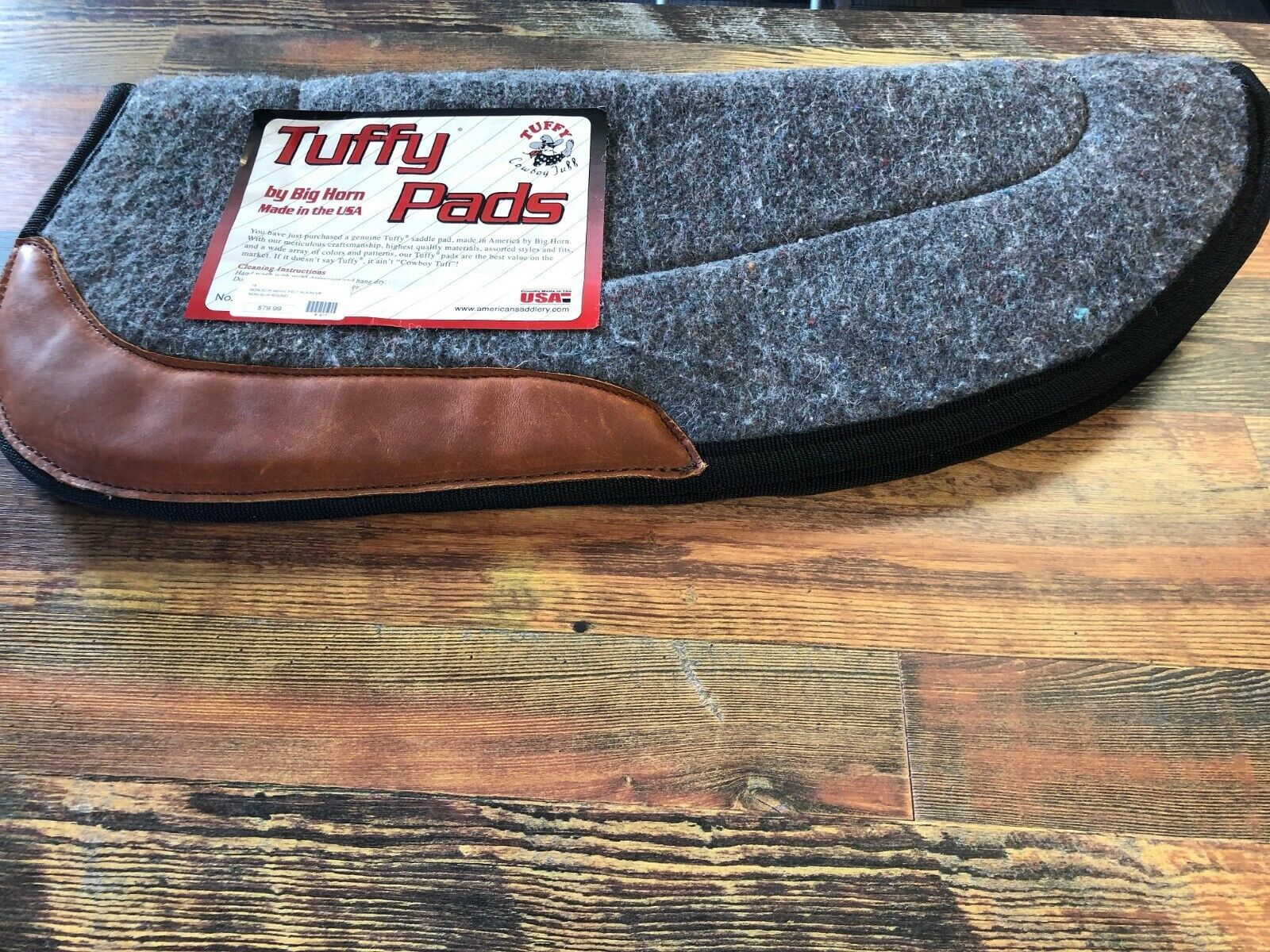 Tuffy Pad by Big Horn USA MADE