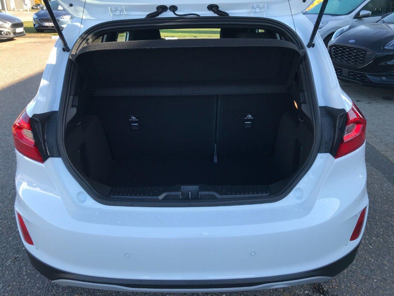 Ford Fiesta 1,0 EcoBoost mHEV Active - billede 7