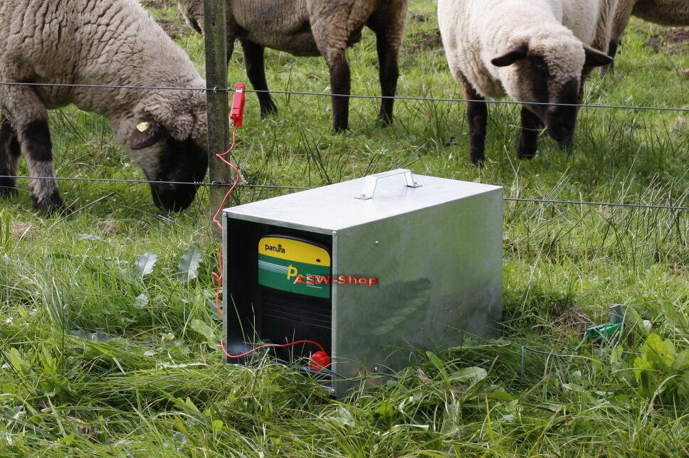 Patura P 1 mit Tragebox für Weidezaungerät Wildschaden Jagd Jagd Jagd 1347a1