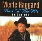 Best of the '90s, Vol. 1 by Merle Haggard (CD, Feb-2000, Curb)