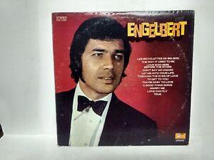 Rare Engelbert Humperdink Les Bicyclettes De Belsize Vinyl