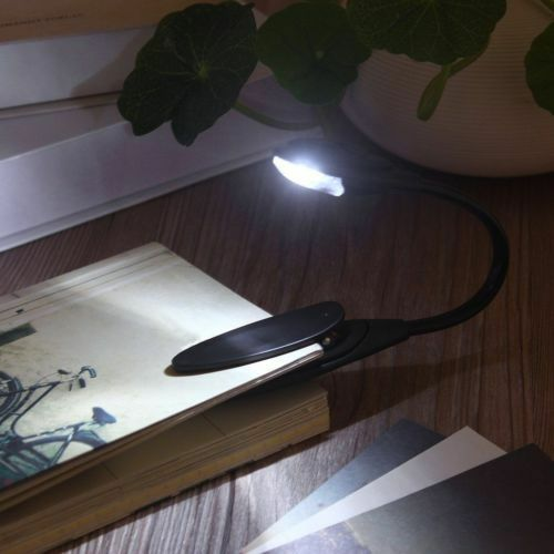 Durable Adjustable LED Hug Light Neck Book Reading night Torch Lamp