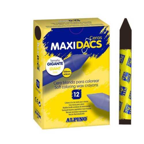 Caja x12 Cera Blanda MAXIDACS