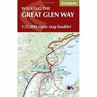 The Great Glen Way Map Booklet: 1:25,000 OS Route Mapping by Cicerone Press (Paperback, 2016)