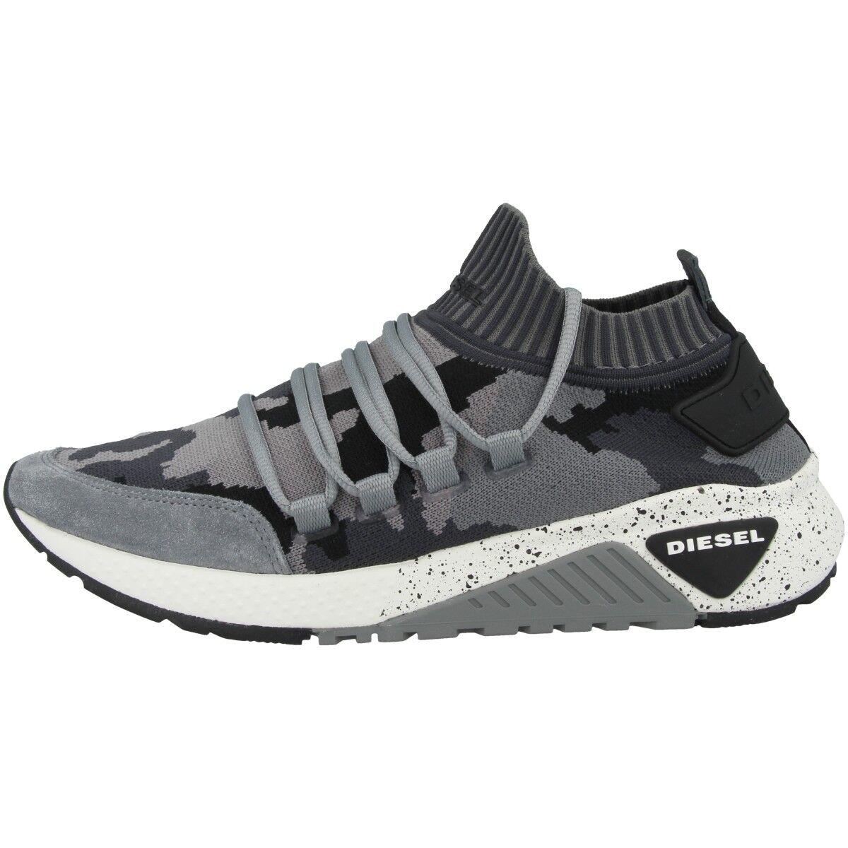 Diesel S-KB Sl shoes Low Cut Leisure Trainers Y01917-P2166-H7196