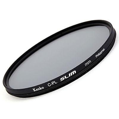 KENKO Smart Slim Circular Polarizing C-PL Polarizer CPL Camera Lens Filter 82mm