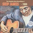 Complete 1931 Recordings in Chronological Order by Skip James (CD, Aug-1994, Yazoo)