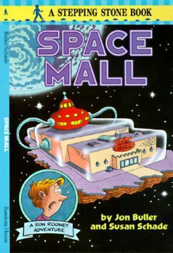 Space Mall (Stepping Stone,  paper) by Schade, Susan