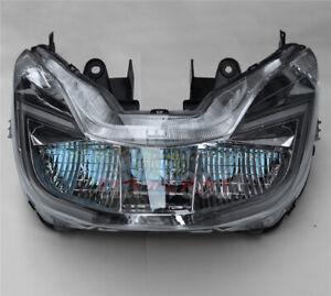 Moto-Feux-avant-Phares-Convient-pour-Honda-PCX125-PCX150-2014-2017-15-16