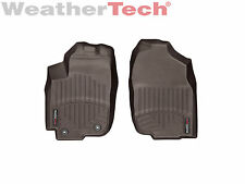 WeatherTech Floor Mats FloorLiner for Toyota RAV4 - 2013-2017 - 1st Row - Cocoa