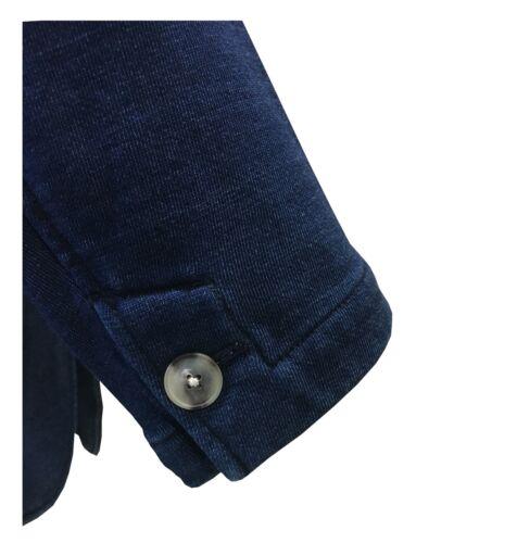 Japan Made i Giacca d Cotone Uomo a In Tessuto M Garzata Fabric Felpa 100 gq4xOF1w