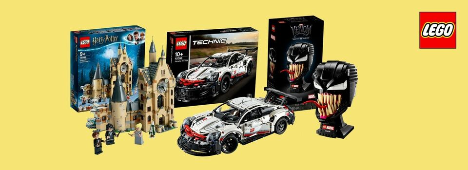 Shop now - 15% off and more on LEGO® new releases
