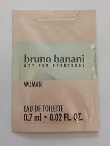 BRUNO-BANANI-not-for-everybody-0-7-ml-EAU-DE-TOILETTE-Probiergroesse-NEU