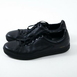 Tom-Ford-Warwick-Black-Grained-Leather-Sneakers-US-Size-14-UK-13-980