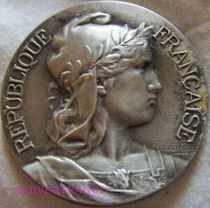 Med8820 - Medaille Ligue Maritime Et Coloniale Par Rivet Haut Niveau De Qualité Et D'HygièNe