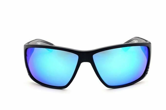 Fortis Eyewear Vista Grey bluee XBloc Polarised Fishing Sunglasses