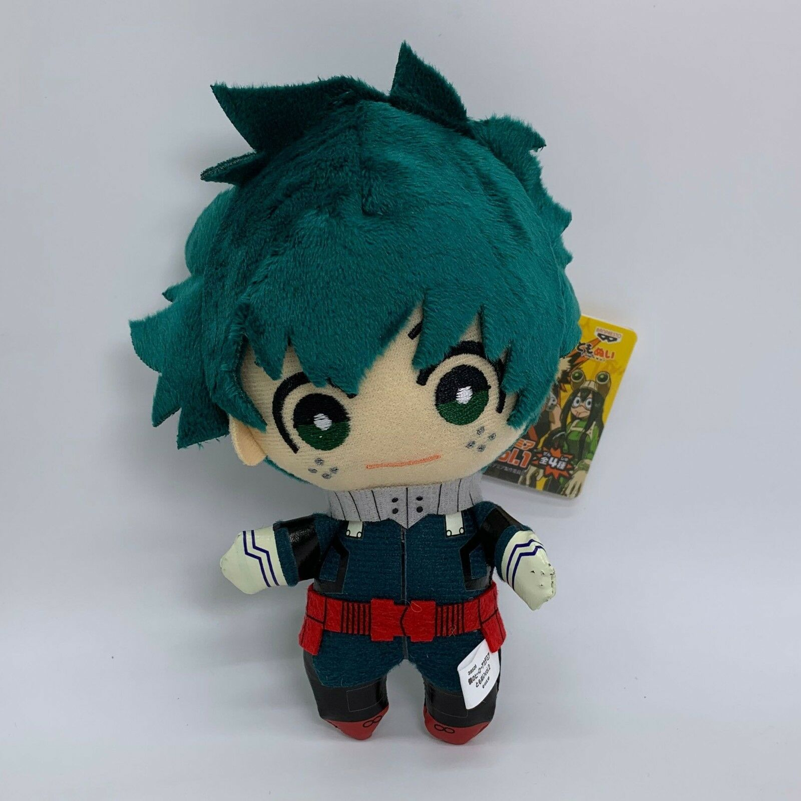 "My Hero Academia Katsuki Bakugo Plush Soft Toy Keychain Pendant Teddy Doll 6.5/"""