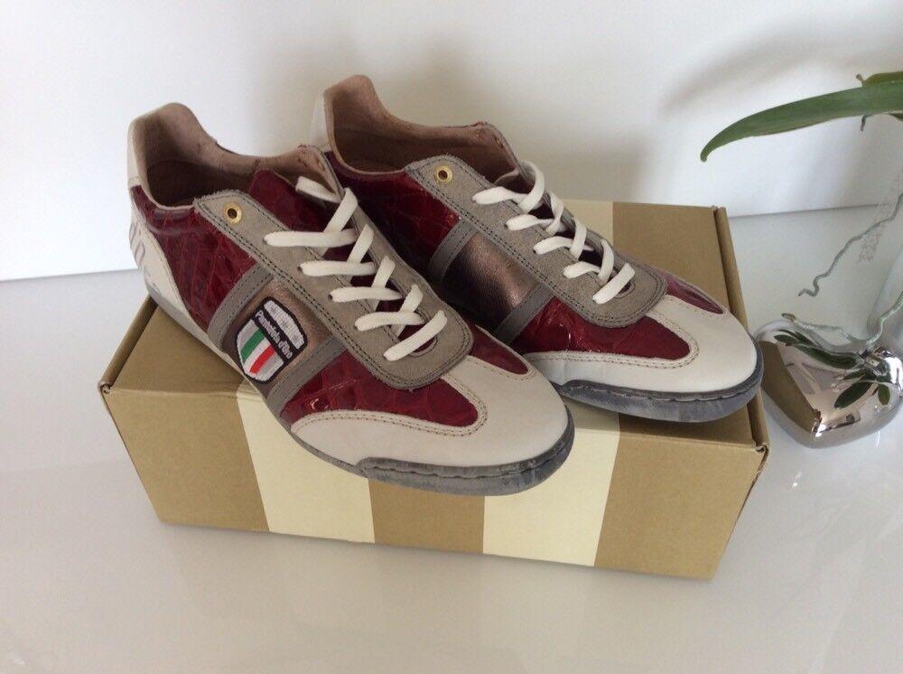Herren Schuhe Gr.42 Pantofola Pantofola Pantofola d'Oro bbab43