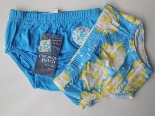 2PK PUMPKIN PATCH BABY GIRL NAPPY COVERS PANTS SIZE 0000 NEWBORN *NEW *GIFT