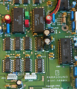 Parasound-DAC-1100-DAC-1600-Digital-Upgrade-Level-1