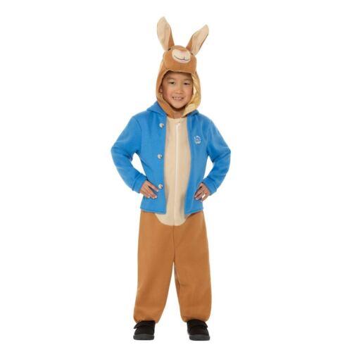 Girls Boys Peter Rabbit Character World Book Day Fancy Dress Costume Toddler