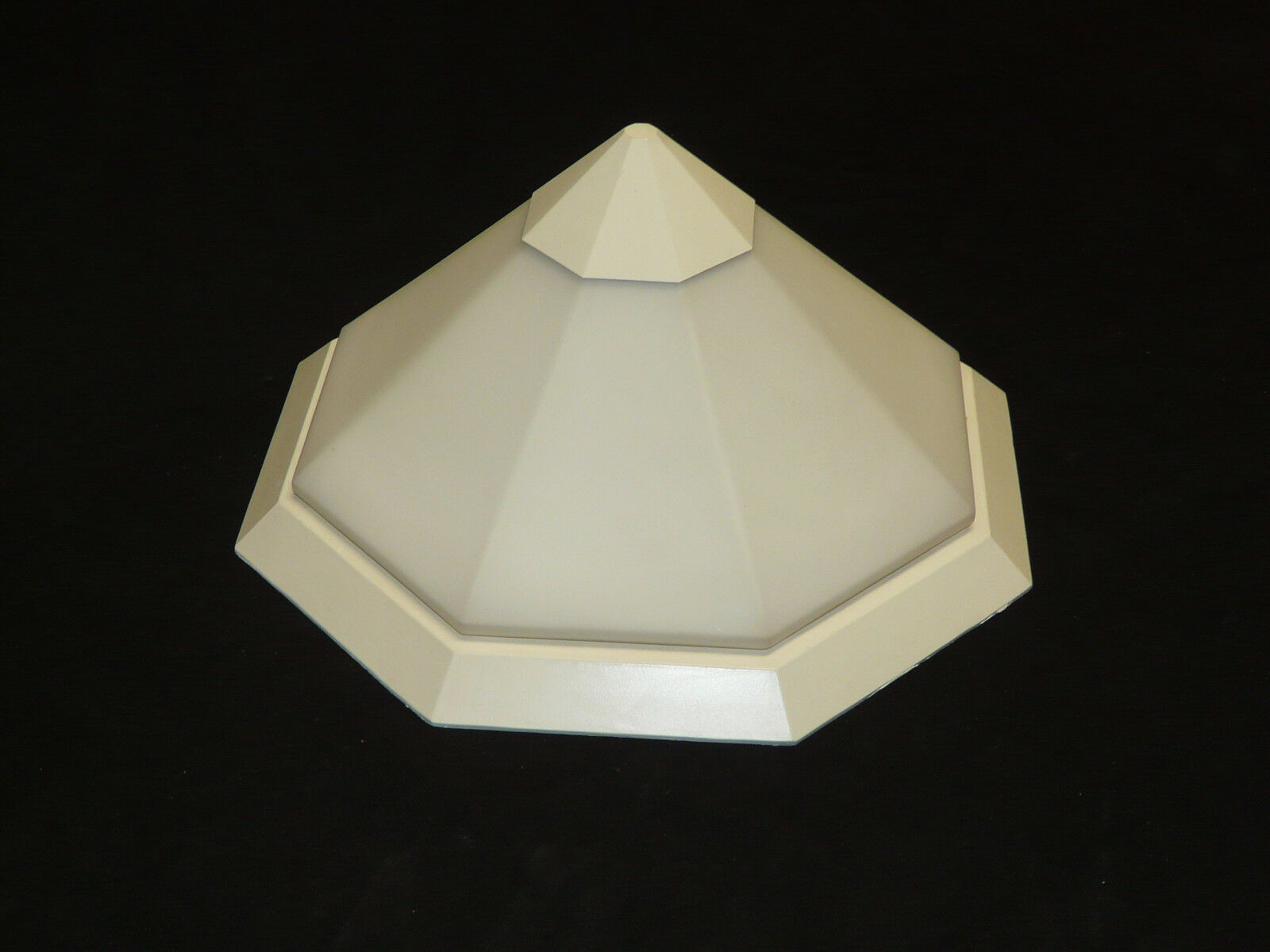 (1 of 4) Glashütte Limburg octagonal Flush Mount Lamp, for in- and outside use