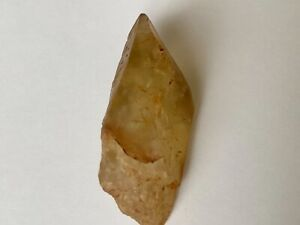 Natural Citrine Crystal From Zambia. Mineral Stone. Genuine NOT Heat Treated n1