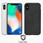Ultra-Thin-Dirtproof-Silicone-Rubber-Full-Cover-Case-Skin-for-iPhone-X-XS-7-8 miniatuur 2