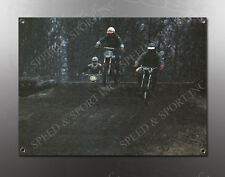 VINTAGE KNOBBY TIRES IMAGE BANNER NOS IMAGE REPRODUCTION