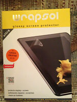 Wrapsol Glossy Screen Protector Lenovo Ideatab A2 107 Tablet Sealed