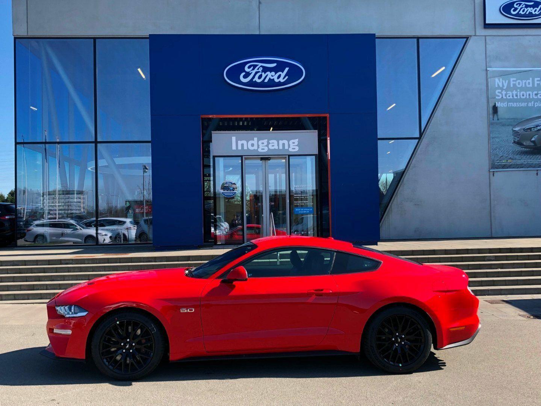 Ford Mustang 5,0 V8 GT Fastback aut. - billede 2