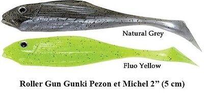 LEURRE SOUPLE PEZON et MICHEL SPEED GUN 4,5 cm