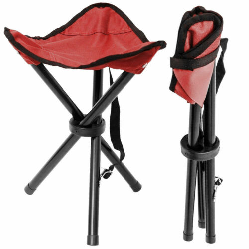 Sgabello pieghevole sedia portatile da campeggio spiaggia mare pesca giardino
