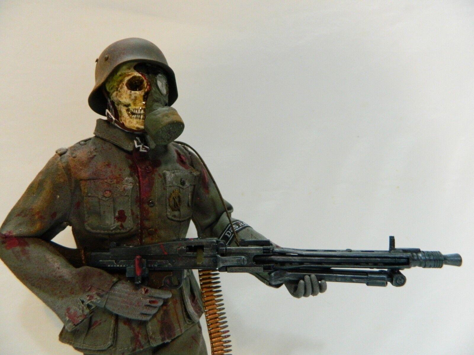 Zombie Army Army Army customized figure 1/6 nº 49 f9e583