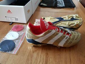 d131cc297 Image is loading Adidas-Predator-Accelerator-Zidane-ZZ-Firm-Ground-Boots-