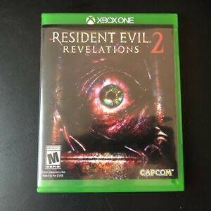 Resident-Evil-2-Revelations-Video-Game-Microsoft-Xbox-One-2015-Used-amp-Tested