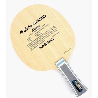 Butterfly Viscaria FL Blade Table Tennis Ping Pong Racket,Paddle Made in Japan