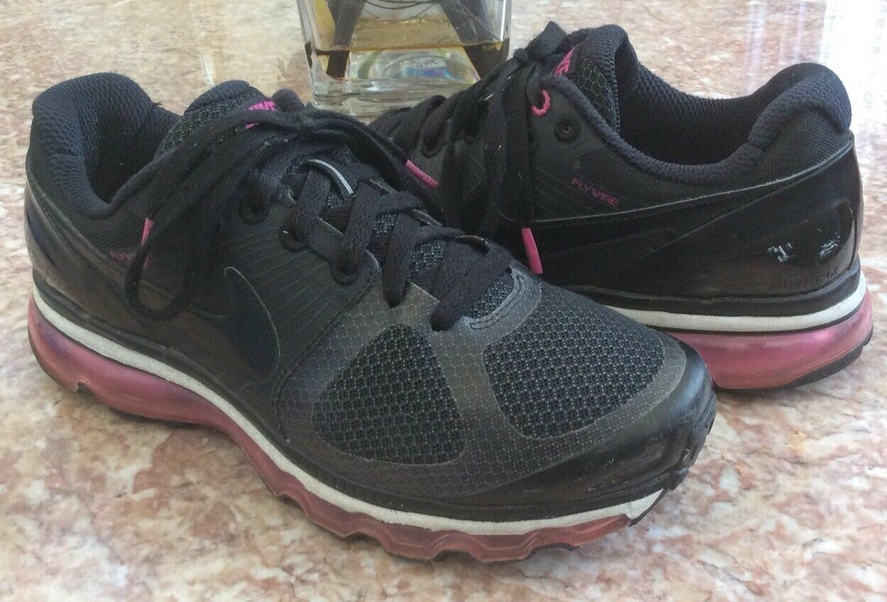 buy popular f9cd0 eb897 Nike Air Max 2010 Women s Women s Women s Flywire Wineberry Running Shoes  Size 8.5 7d078d