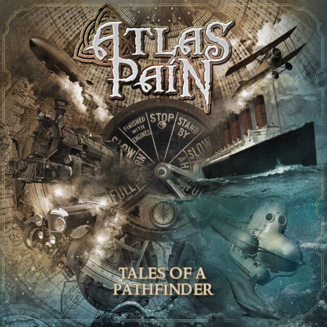 ATLAS PAIN - Tales Of A Pathfinder - CD DIGIPACK
