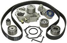 Engine Timing Belt Kit With Water Pump Gates TCKWP328