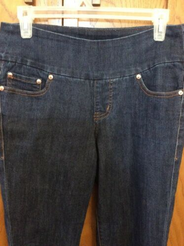 Femme haute Jag Taille taille Jeans 4 jambe gCnwzaqn
