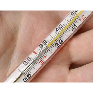 Termometro Classico Misura Temperatura Adulti Bambini Gallio Febbre Bw Ebay Quali sono i valori normali di temperatura corporea di adulti e bambini? dettagli su termometro classico misura temperatura adulti bambini gallio febbre bw