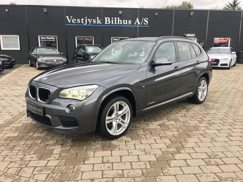 BMW X1 2,0 xDrive20d aut. 5d - 279.900 kr.