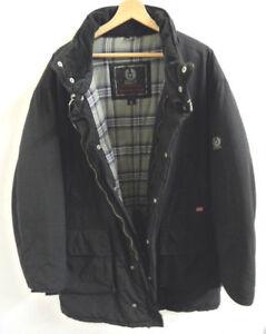 Mens-Belstaff-Heavy-Padded-Jacket-Coat-Size-XL-J831