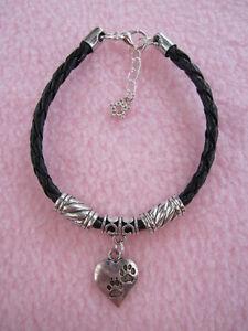 Image Is Loading Pet Memorial Bracelet Dog Cat Loss Keepsake